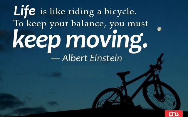 albert einstein quote about life