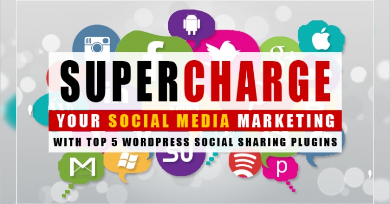 Supercharge your social media marketing with top wordpress social sharing plugins
